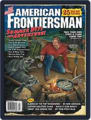 American Frontiersman Magazine (Digital) Subscription June 1st, 2020 Issue