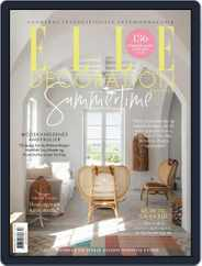 ELLE Decoration Denmark Magazine (Digital) Subscription July 1st, 2020 Issue