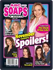 ABC Soaps In Depth (Digital) Subscription November 18th, 2019 Issue