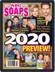 ABC Soaps In Depth (Digital) Subscription January 27th, 2020 Issue