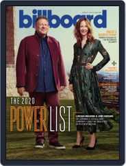 Billboard (Digital) Subscription January 25th, 2020 Issue