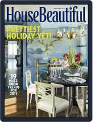 House Beautiful (Digital) Subscription December 1st, 2018 Issue
