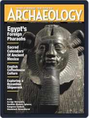ARCHAEOLOGY (Digital) Subscription September 1st, 2018 Issue
