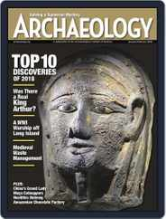 ARCHAEOLOGY (Digital) Subscription January 1st, 2019 Issue
