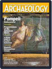 ARCHAEOLOGY (Digital) Subscription July 1st, 2019 Issue
