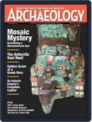 ARCHAEOLOGY (Digital) Subscription September 1st, 2019 Issue