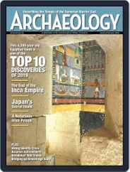 ARCHAEOLOGY (Digital) Subscription January 1st, 2020 Issue