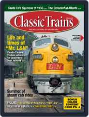 Classic Trains (Digital) Subscription January 1st, 2017 Issue