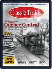 Classic Trains (Digital) Subscription December 1st, 2018 Issue