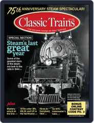 Classic Trains (Digital) Subscription September 1st, 2019 Issue