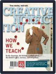 Creative Nonfiction (Digital) Subscription May 1st, 2017 Issue