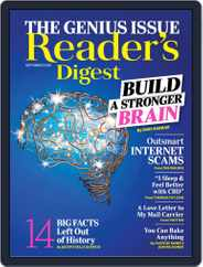 Reader's Digest Digital Magazine Subscription September 1st, 2020 Issue