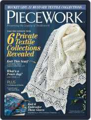 PieceWork (Digital) Subscription November 1st, 2017 Issue
