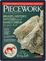 PieceWork (Digital) Subscription September 1st, 2018 Issue