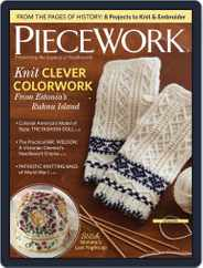 PieceWork (Digital) Subscription January 11th, 2019 Issue