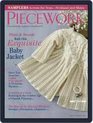 PieceWork (Digital) Subscription April 1st, 2019 Issue