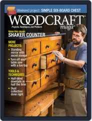 Woodcraft (Digital) Subscription February 1st, 2018 Issue