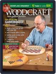Woodcraft (Digital) Subscription December 1st, 2019 Issue