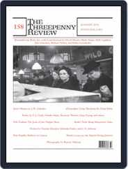 The Threepenny Review (Digital) Subscription May 1st, 2019 Issue