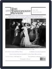 The Threepenny Review (Digital) Subscription August 1st, 2019 Issue