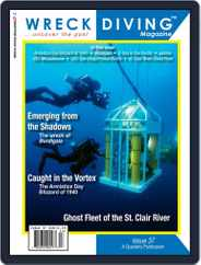 Wreck Diving (Digital) Subscription October 1st, 2015 Issue