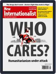 New Internationalist (Digital) Subscription April 1st, 2018 Issue
