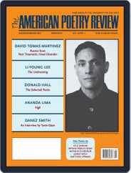 The American Poetry Review (Digital) Subscription January 1st, 2018 Issue