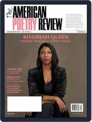The American Poetry Review (Digital) Subscription July 1st, 2018 Issue