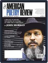 The American Poetry Review (Digital) Subscription January 1st, 2019 Issue