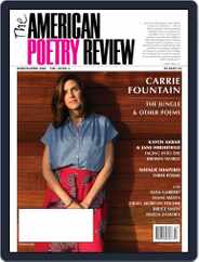The American Poetry Review (Digital) Subscription March 1st, 2020 Issue