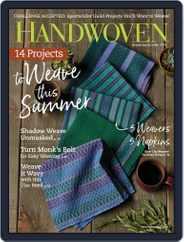 Handwoven (Digital) Subscription September 1st, 2018 Issue
