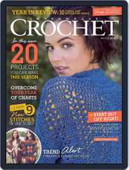 Interweave Crochet (Digital) Subscription January 1st, 2017 Issue