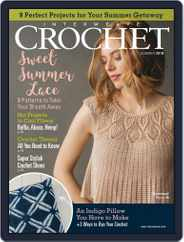 Interweave Crochet (Digital) Subscription May 17th, 2018 Issue