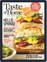 Taste of Home (Digital) Subscription March 13th, 2019 Issue