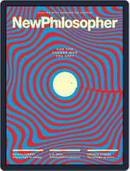 New Philosopher (Digital) Subscription November 1st, 2019 Issue