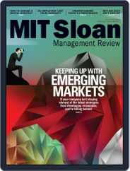 MIT Sloan Management Review (Digital) Subscription January 1st, 2017 Issue