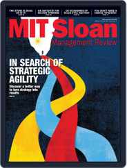 MIT Sloan Management Review (Digital) Subscription April 1st, 2018 Issue