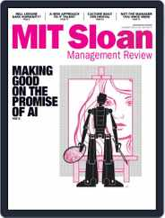 MIT Sloan Management Review (Digital) Subscription May 1st, 2019 Issue