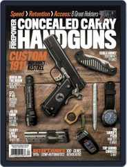 Conceal & Carry (Digital) Subscription September 1st, 2016 Issue