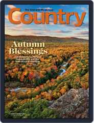 Country (Digital) Subscription October 1st, 2018 Issue