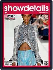 SHOWDETAILS PARIS+LONDON (Digital) Subscription January 1st, 2018 Issue