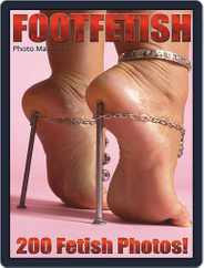 Foot Fetish Adult Photo (Digital) Subscription January 11th, 2019 Issue