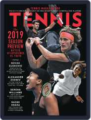 Tennis (digital) Subscription January 1st, 2019 Issue
