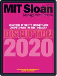 MIT Sloan Management Review (Digital) Subscription March 1st, 2020 Issue