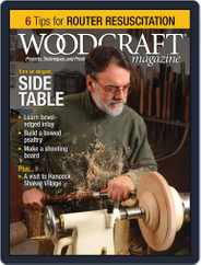 Woodcraft (Digital) Subscription April 1st, 2020 Issue