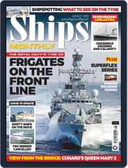 Ships Monthly Magazine (Digital) Subscription August 1st, 2020 Issue
