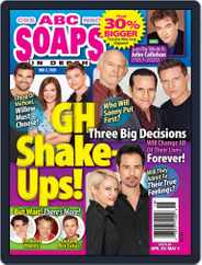 ABC Soaps In Depth (Digital) Subscription May 4th, 2020 Issue