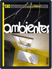 Revista Ambientes (Digital) Subscription August 3rd, 2019 Issue