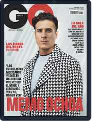 GQ Mexico (Digital) Subscription November 1st, 2019 Issue