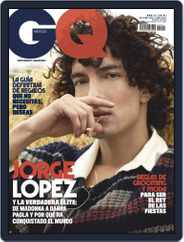 GQ Mexico (Digital) Subscription December 1st, 2019 Issue